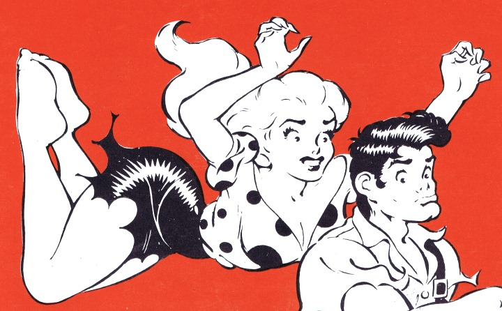 Li'l Abner Cartoon