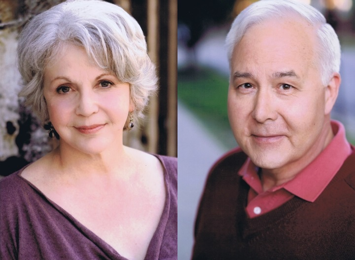 Kathleen and Robb Alton, Current Head Shots